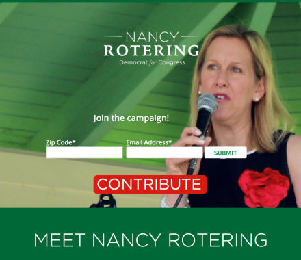 Nancy Rotering for Congress